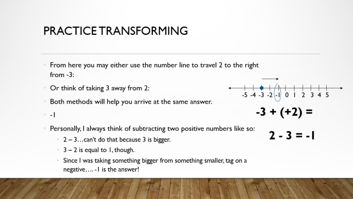 Add and Sub Integers 14