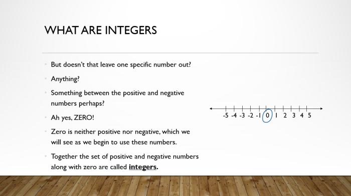 Integers Basics 4
