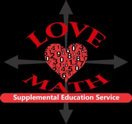 Love math logo